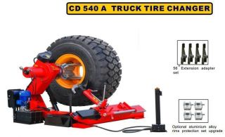 New Tire Changer Machine CD 540 Coseng Commericial Farm Shop Auto Car Truck