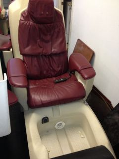 Pedicure Spa Foot Chair Massage Chair