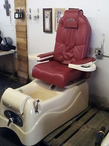 Spa Pedicure Used Versa Massage Chairs Whirlpool Foot Massage