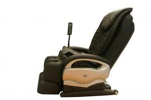 New Full Body Shiatsu Electric Massage Chair Recliner Bed w Leg Extending EC 27