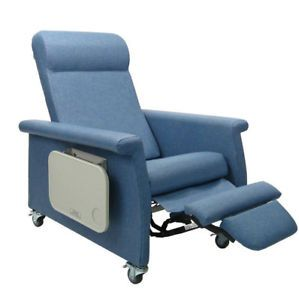 Winco 5900 Elite Comfort Recliner 3 Position Geri Chair