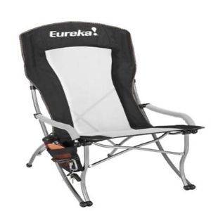 Eureka Curvy High Back Chair Beach Camping Picnic Outdoor New Fast Shipping