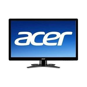 "Acer 21 5"" LED Widescreen Monitor VGA DVI D G226HQL BBD"