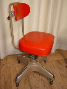 Vintage Hamilton Cosco Office Desk Chair Heavy Duty Mid Century Retro