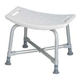 Shower Bench Bath Chair Heavy Duty Bariatric 550 Lb
