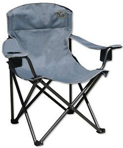 Heavy Duty Bariatric Folding Chair Holds Up to 500 Lbs