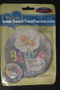 Precious Moments Party Supplies Balloon Baby Shower Girl Boy Mylar Decoration