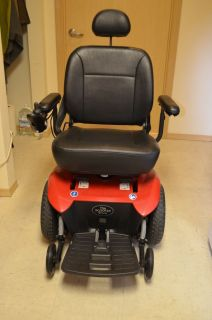 Pride Mobility TSS 450 Heavy Duty Mobility Power Chair