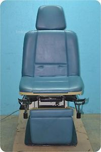 MIDMARK Ritter 411 Power Exam Examination Table Procedure Chair