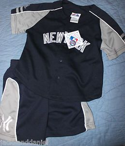 New York Yankees Baseball Jersey