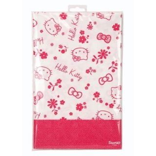Hello Kitty Birthday Party Paper Tablecover Measuring 180cm by 120cm
