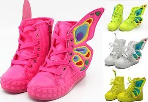 New Lovely Babys Toddlers Girls Boys Kids Childrens Sneakers Sandals Shoes Boots