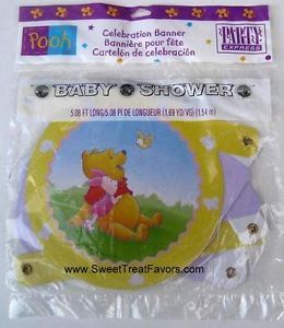 Winnie The Pooh Baby Shower Decorations