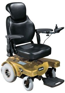 Sunfire Rear Wheel Drive Power Mobility Chair Scooter with on Board Charger