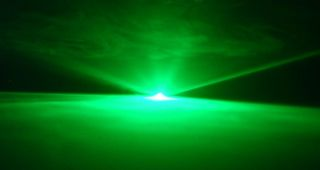 Laser Light Sound Activated for Disco Bars KTV Family Party 30mW Single Green