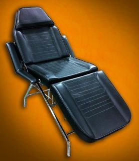 New Mtn All Purpose Multi Position Salon Spa Beauty Recline Barber Chair Black