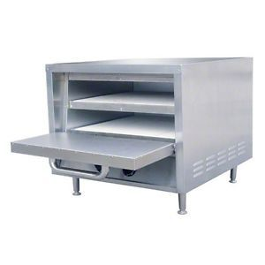 Adcraft Po 18 Commercial Countertop Pizza Oven 240V Electric