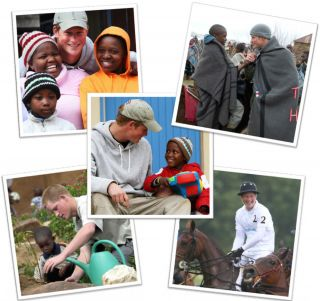 Note Cards to Benefit Sentebale Prince Harry's Personal Charity
