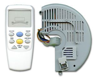Hampton Bay Ceiling Fan Remote Control Fan 9T Thermostatic 10R Receiver Kit