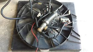 Lincoln Mark VIII Fan and Volvo Two Speed Fan Relay Controller