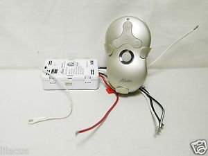 Hunter 3 Speed Ceiling Fan and Light Remote Control 27224