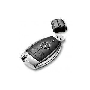 8g 8GB Mercedes Benz Key Type 2 0 USB Flash Memory Stick Drive Card Pen