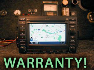 CHRYSLER DODGE JEEP NAVIGATION NAV GPS UNIT 6 CD  CHANGER RADIO REC 05 06 07