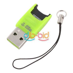 Brand New Mini USB 2 0 Micro SD TF T Flash Memory Card Reader Adapter 13