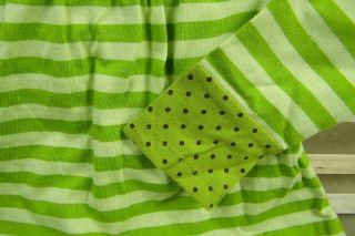 New Cute Girl's Green Polka Dot Tops Cotton Coat Baby's Clothes for Baby 18M N8