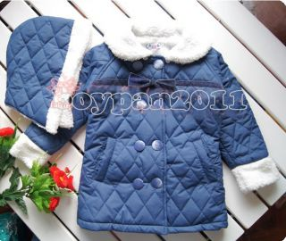 Toddler Girl Winter Coat