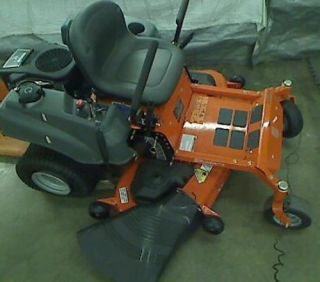 Husqvarna RZ5424 54 inch 24 HP Kohler Gas Powered Zero Turn Riding Lawn Mower
