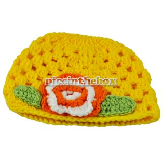 Korean Style Cute Boy Girl Trendy Baby Toddler Child Hat Knit Beanie Hat Cap New