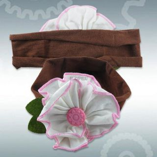 Baby Girls Infant Toddler Assorted Flower Cotton Headband Headwear Hair Band