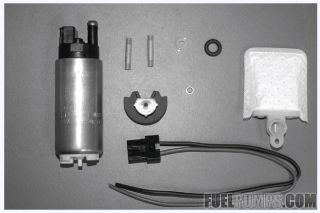 Fuel Pump 93 95 Mazda RX7 4 Cyl 2 Rotor 1 3L Turbo Walb