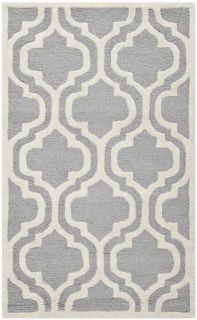 Safavieh Cambridge Collection CAM132D Handmade Wool Area Rug
