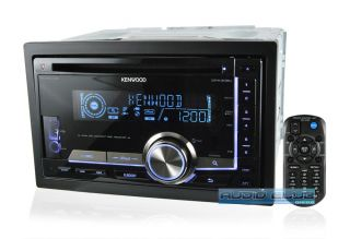 Kenwood DPX308U Double DIN Radio CD  WMA Player Car Stereo Receiver USB Aux