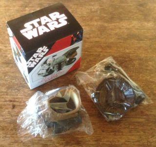 Takara Tomy Star Wars Miniature Mini Helmet Collection 2 Boushh SEALED