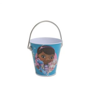 Disney Doc McStuffins Small Tin Buckets Case Pack of 48pcs