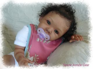 Reborn Baby Girl Toddler Ethnic Biracial Kit Laura by Laura Tuzio Ross Layaway