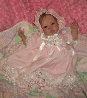 Shyan Reborn Doll Sculpt by Alenia Peterson OOAK Baby Girl Art Doll Tykaems