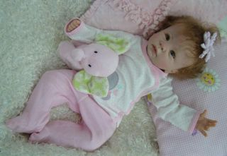 Heirloom Baby Nursery Reborn Baby by Linda Murray New Generation Sculpt OOAK