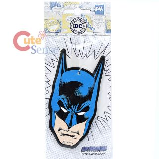 Batman Face Car Auto Hanging Air Freshener 2pack Car Accessories