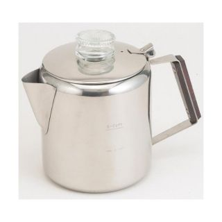 Rapid Brew Stainless Steel Stovetop Coffee Percolator 2 6 Cup