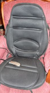 Homedics Vibrating Heat Massage Cushion Chair bkp 200