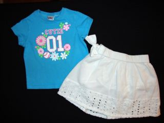 Huge Lot Baby Toddler Girls Clothes Spring Summer Size 4