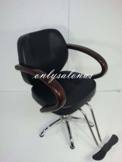 New Swivel Hydraulic Styling Barber Chair Salon Hair Equipment Beauty Supplies