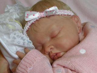 Reborn Gorgeous Baby Girl Lily Renee Was Londyn by Denise Pratt