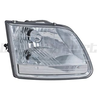 Passenger Right Side Headlight Lamp Assembly 2001 2004 Ford F150 XL XLT Lariat
