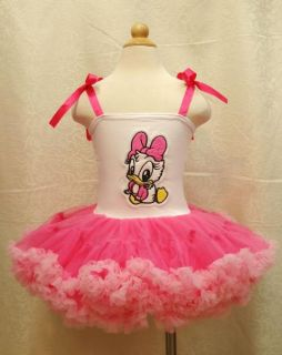 Girls Kid Pettiskirt Party Tutu Skirt Dress Up Dance Xmas Costume Outfit Sz 2 10