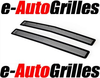94 98 Chevy Silverado Tahoe Black Stainless Mesh Grille